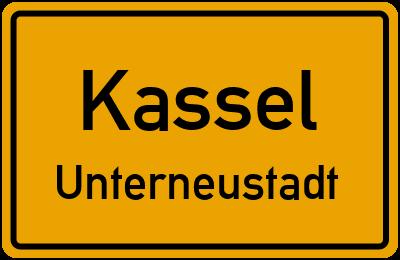 Kassel Unterneustadt