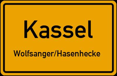 Kassel Wolfsanger/Hasenhecke