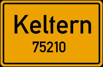 75210 Keltern