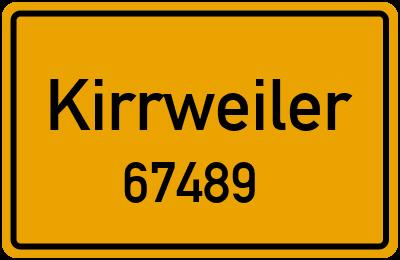67489 Kirrweiler