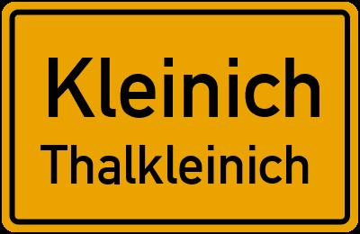 Kleinich Thalkleinich