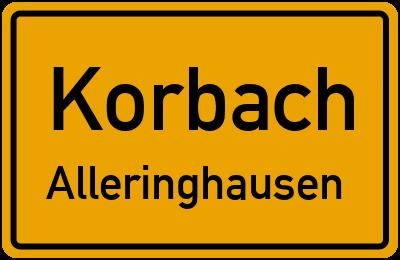 Korbach Alleringhausen