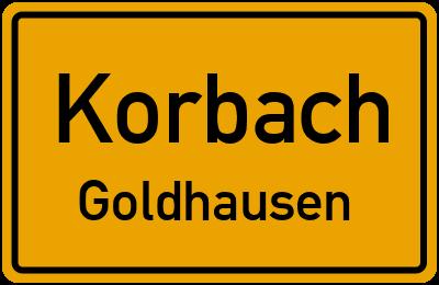 Korbach Goldhausen