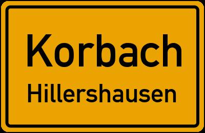 Korbach Hillershausen