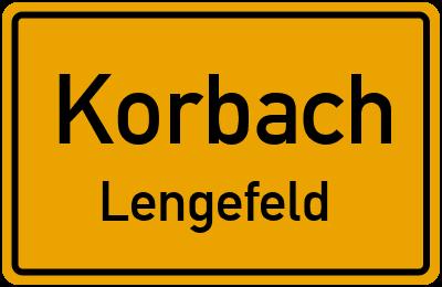 Korbach Lengefeld