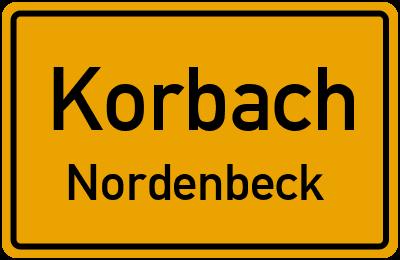 Korbach Nordenbeck