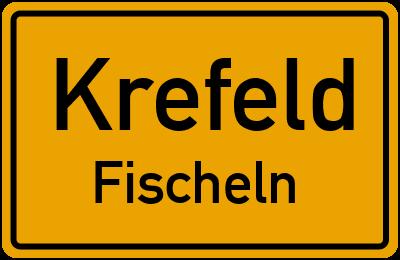 Straßenverzeichnis Krefeld Fischeln