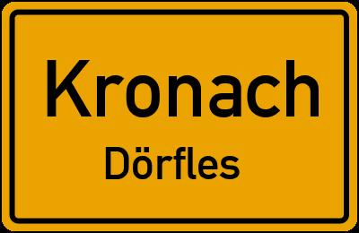 Rosenweg in KronachDörfles