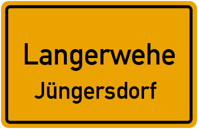 Amselweg in LangerweheJüngersdorf
