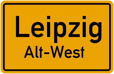 An den Linden in LeipzigAlt-West