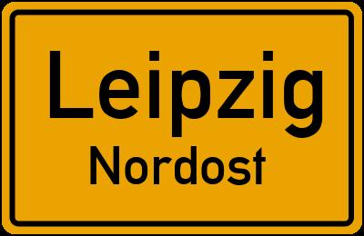 Straßenverzeichnis Leipzig Nordost