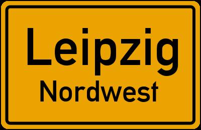 Straßenverzeichnis Leipzig Nordwest