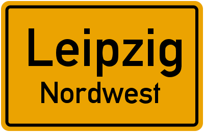 Steinbachweg in LeipzigNordwest