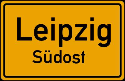Diebitschweg in LeipzigSüdost
