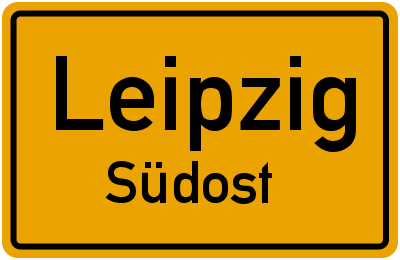 Straßenverzeichnis Leipzig Südost