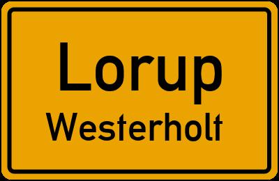 Am Lehmpool Lorup Westerholt