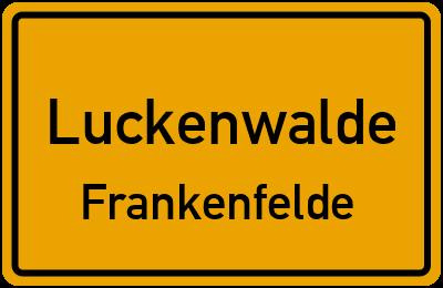 Luckenwalde Frankenfelde