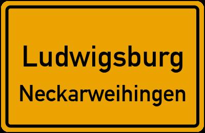 Ludwigsburg Neckarweihingen