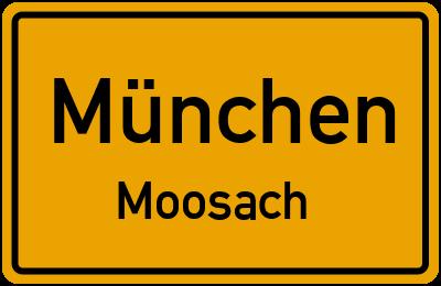 Wilhelmshavener Straße in MünchenMoosach