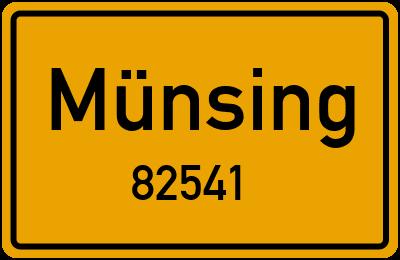 82541 Münsing