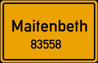 83558 Maitenbeth