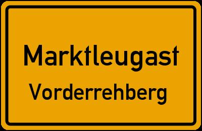 Marktleugast Vorderrehberg