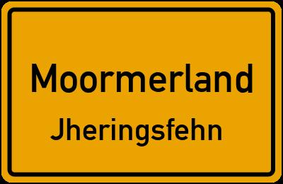 Heseler Straße in MoormerlandJheringsfehn