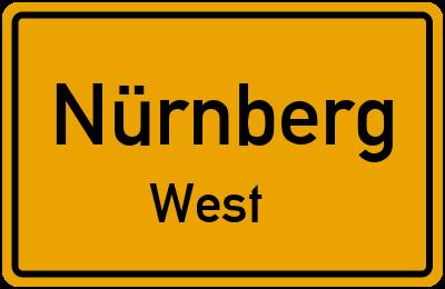 Sigmundstraße in NürnbergWest