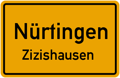 Amselweg in NürtingenZizishausen