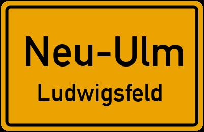 Amselweg in Neu-UlmLudwigsfeld