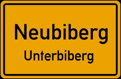Straßenverzeichnis Neubiberg Unterbiberg