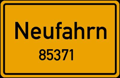 85371 Neufahrn