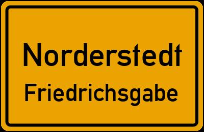 Norderstedt Friedrichsgabe