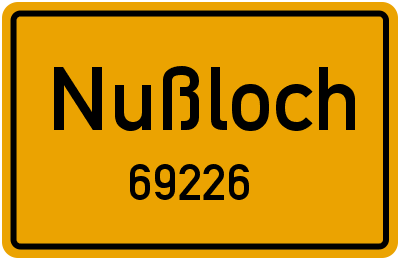 69226 Nußloch