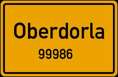 99986 Oberdorla