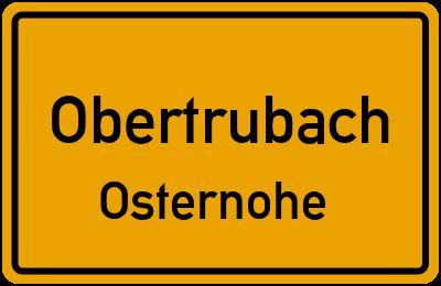 Schloßberg in ObertrubachOsternohe