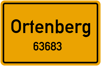 63683 Ortenberg