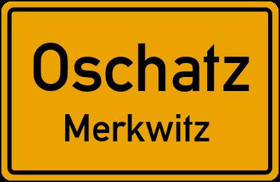Am Anger in OschatzMerkwitz