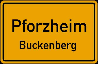 Pforzheim Buckenberg