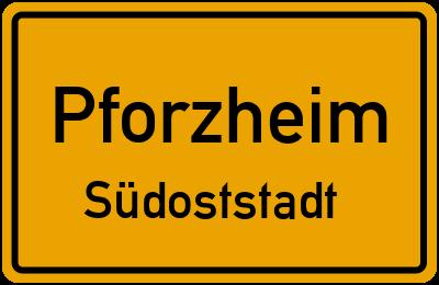 Pforzheim Südoststadt