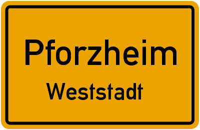 Pforzheim Weststadt