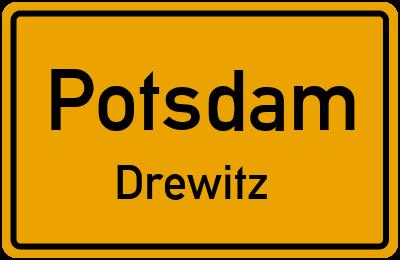 Straßenverzeichnis Potsdam Drewitz