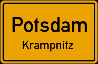 Straßenverzeichnis Potsdam Krampnitz