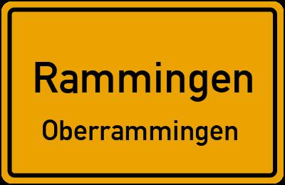 Kirchdorfer Weg in RammingenOberrammingen