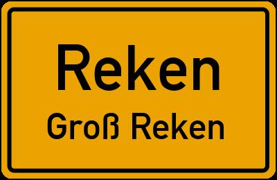 Dr.-Wesselsstraße Reken Groß Reken