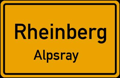 Am Rothen Busch Rheinberg Alpsray