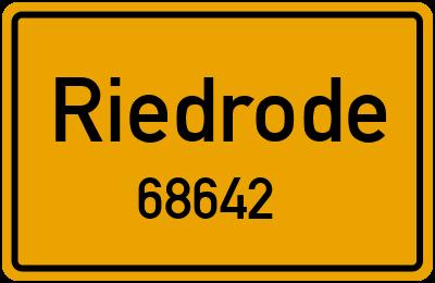 68642 Riedrode