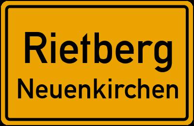 Amselweg in RietbergNeuenkirchen