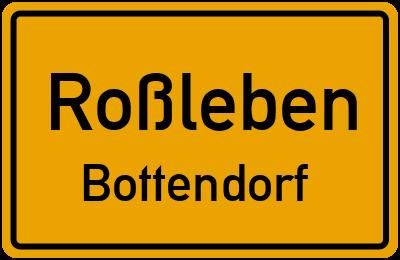 Amselweg in RoßlebenBottendorf