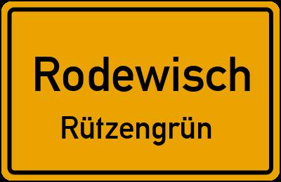 Amselweg in RodewischRützengrün